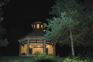 Chapel at night 2