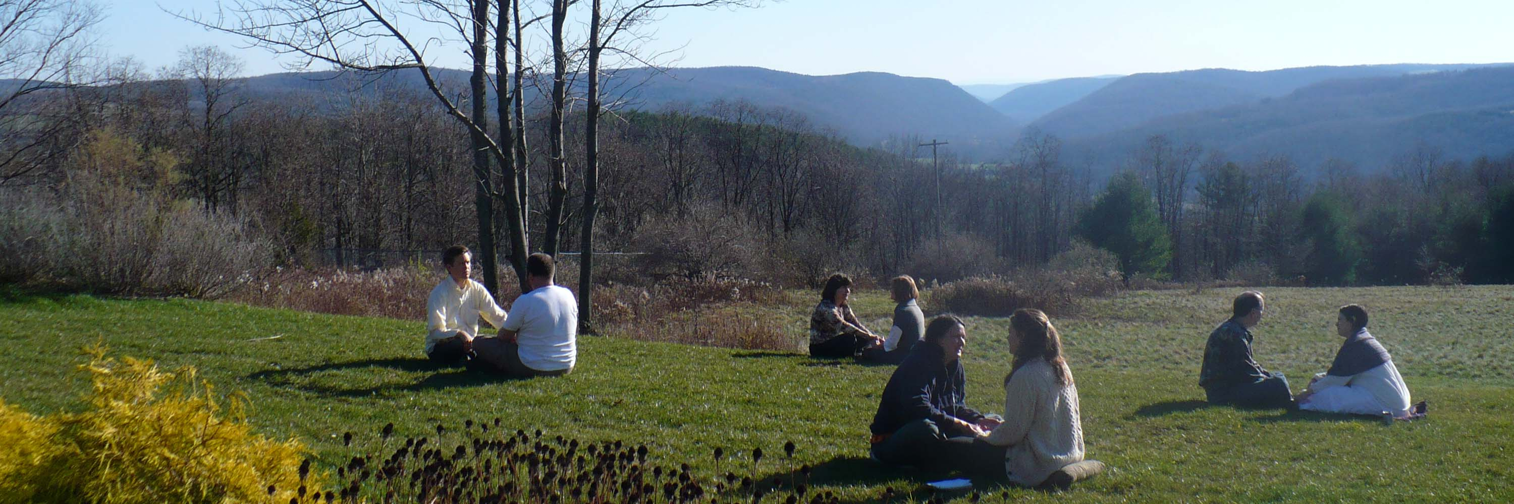 Light on the Hill | Individual and Group Retreats