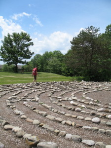 Labyrinth Lodge Walker