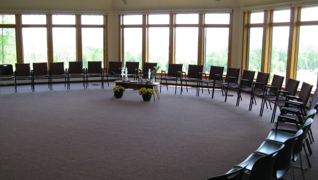 Lodge Gathering Room Circle