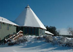 Lodge Snow