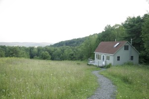 Meadow Cottage From Road