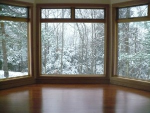 Stillpoint interior winter