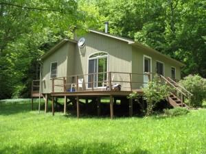 Woods Cottage Side