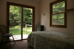 Woods Cottage room